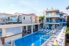 AIris External view - pool