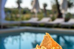 Airis Restaurant - gourmet dish