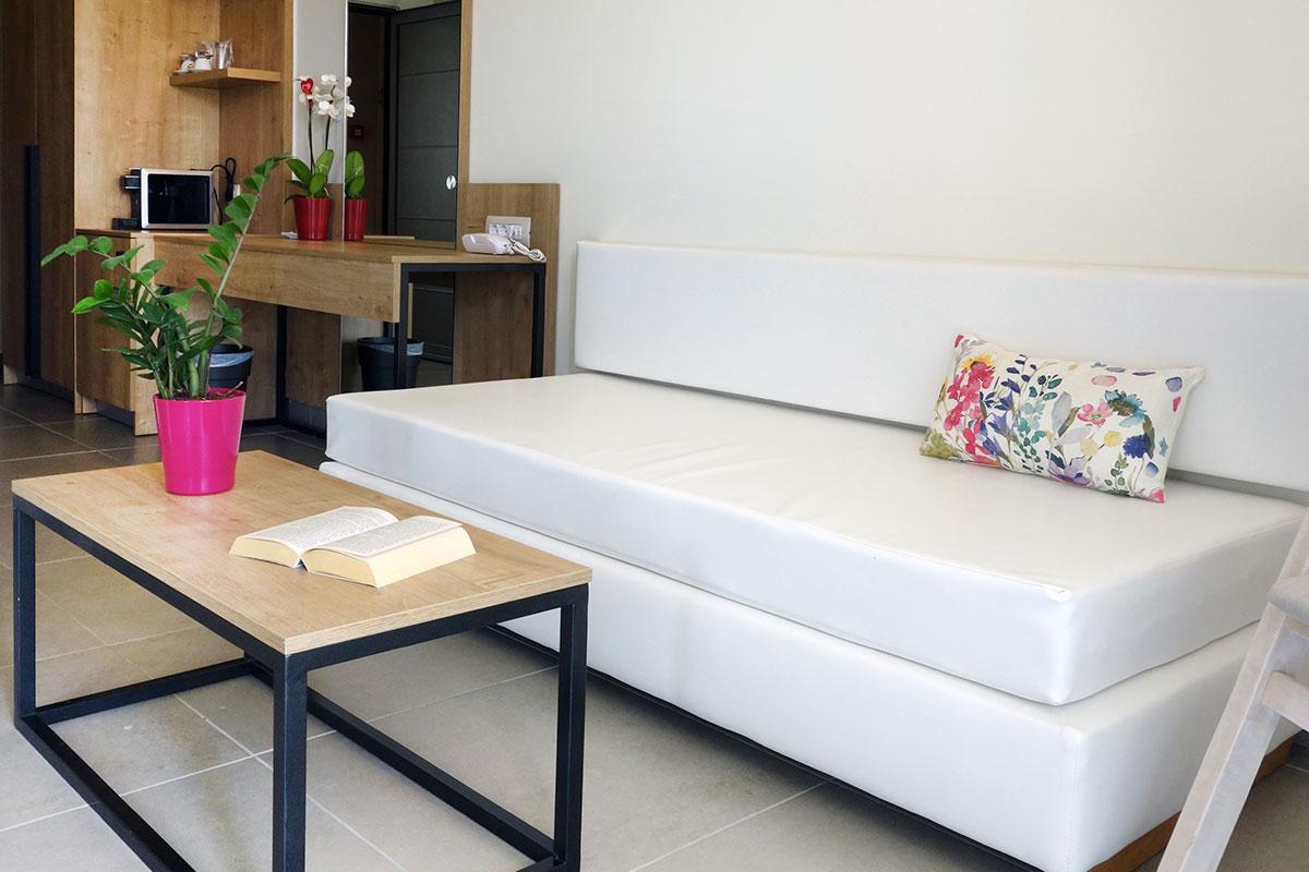Junior Suite - sofa
